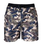 Zwemshort Military Black