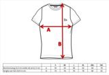 Maattabel-Donnay Essential Linear T-shirt
