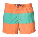Shiwi zwemshort Colourblock Orange voor