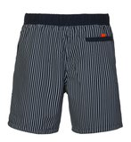 Shiwi Colourstripes Navy achter