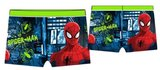 Spiderman zwembroek Lime_