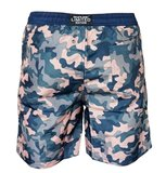 Zwemshort Military Navy back