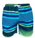 Zwemshort Sunset Turquoise