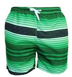 Zwemshort Sunset green