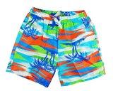 Zwemshort beachboy orange_