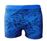 Zwemboxer Tropics blue voor