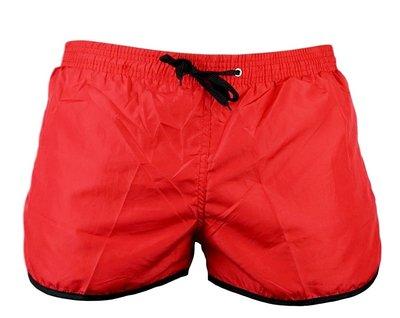 Shortshort Plus Red