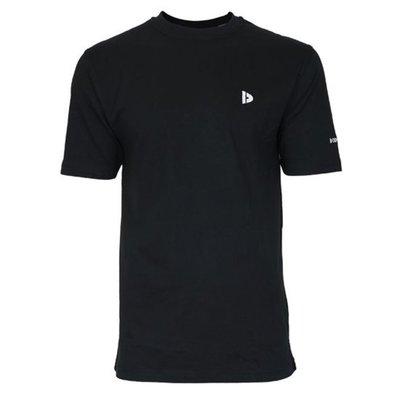 Donnay Essential Linear T-shirt (Vince) Black
