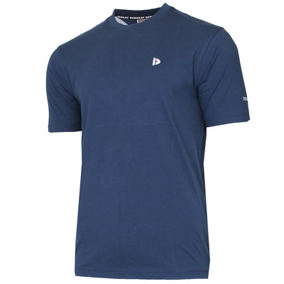 Donnay Essential Linear T-shirt (Vince) Navy