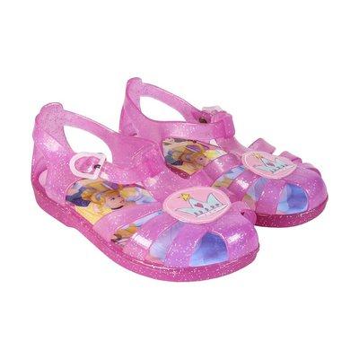 Beach Sandalen Jr. Princess - glitter - roze