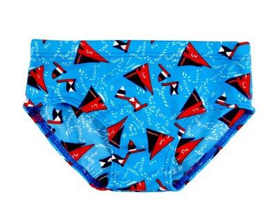 Zwemslip Bereboot Blauw