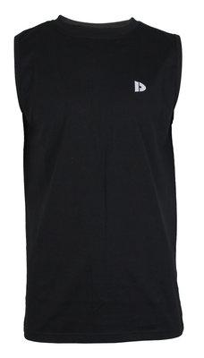 Donnay Mouwloos Shirt Zwart