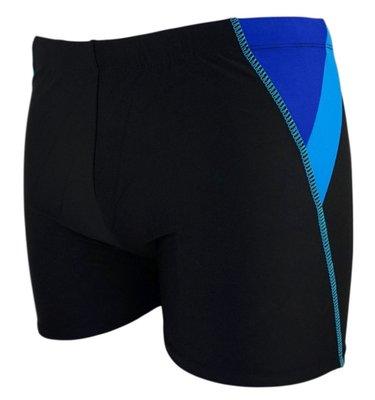 Zwemboxer Texel Duoblauw