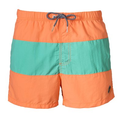 Shiwi Short Colourblock Orange