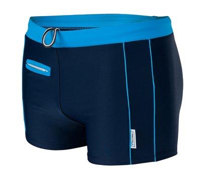 Zwemboxer Monaco Blue