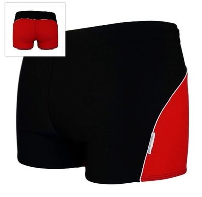 Zwemboxer Colourback Red