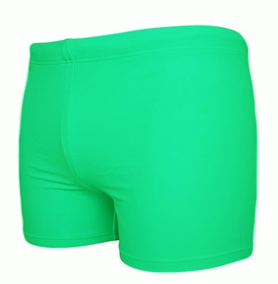 Groene zwembroek Neon