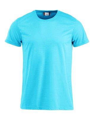 Blauw t-shirt Neon-T
