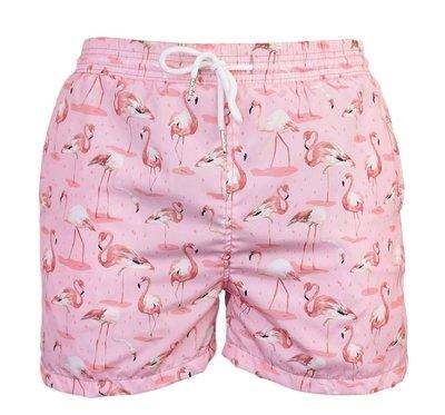 Zwemshort Flamingo Pink