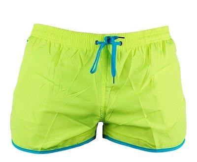 Shortshort Zipp Yellow