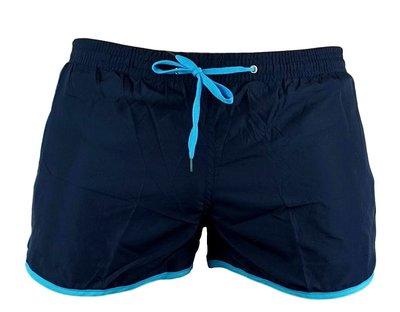 Shortshort Zipp Navy
