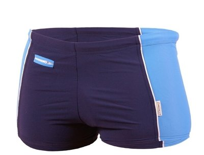 Zwemboxer Tiret Blue