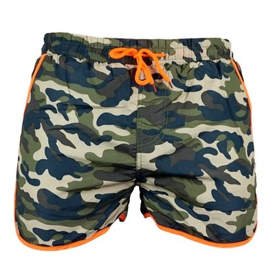 Cover Short Orange