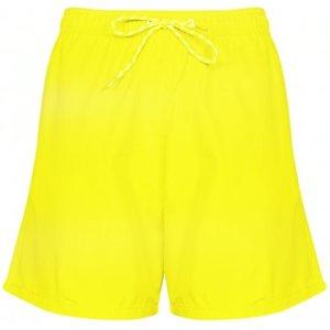 Geel zwemshort Neon