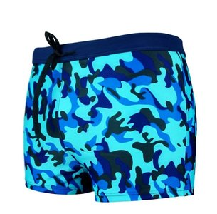 Zwemboxer Army Blue