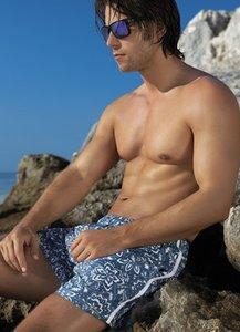 Sunflair zwemshort Lux Blue