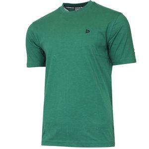 Donnay Essential Linear T-shirt (Vince) Groen
