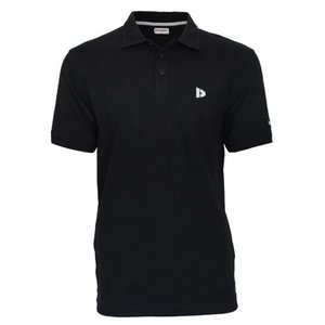 Donnay Heren - Polo - Black