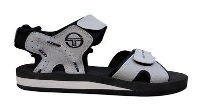 Sandalen Tacchini Beige zijkant