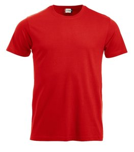 Rood t-shirt New Classic