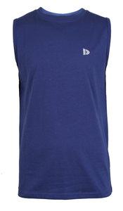 Donnay mouwloos shirt Cobalt