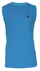 Donnay Mouwloos Shirt Midblue