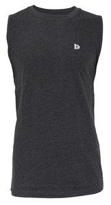 Donnay Mouwloos Shirt grijs