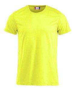 Geel t-shirt Neon-T