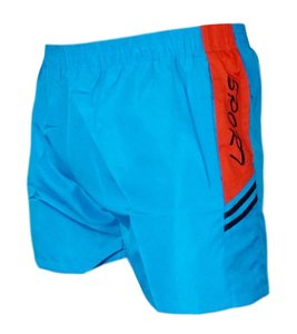 Zwemshort Ultralight Aqua links