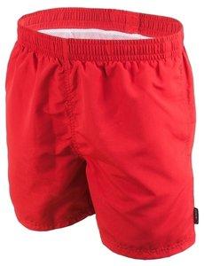 Zwemshort Adi Red voorkant