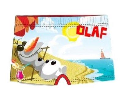 Frozen zwembroek Olaf Red