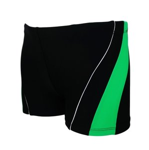 Zwemboxer Hoogenband Groen links