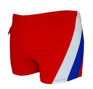 Zwemboxer Ritzzen Red