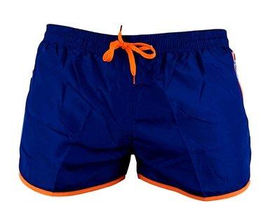 Shortshort Zipp Indigo
