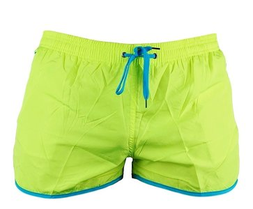 Shortshort Zipp Yellow