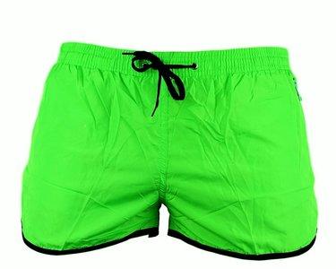 Shortshort Zipp Green