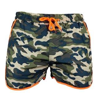 Cover Short Orange
