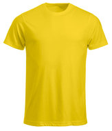 Geel t-shirt New Classic